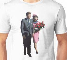 John & Jackie Unisex T-Shirt