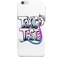 Toxic Taste iPhone Case/Skin
