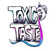 Toxic Taste Photographic Print