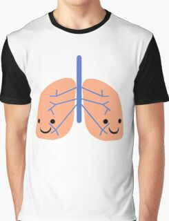 Happy Lungs :) Graphic T-Shirt