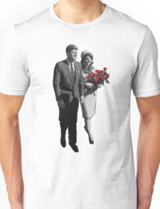 Jackie and John Unisex T-Shirt