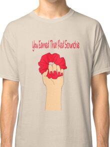 Heathers Red Scrunchie Classic T-Shirt