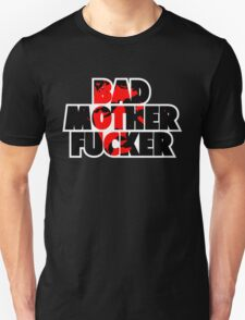 Pulp fiction - Bad Mother Fucker Unisex T-Shirt