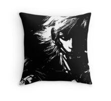 Raiden v2 Throw Pillow