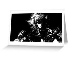 Raiden v2 Greeting Card