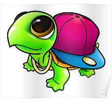 Little turtle /Marek/ Poster