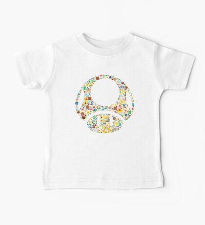 Toad minimalist Baby Tee
