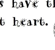 Nurses Have the Biggest Heart Sticker