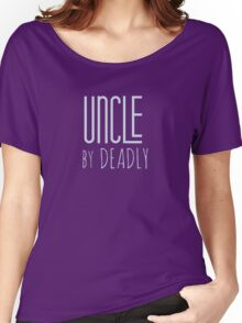 Muppets - Uncle By Deadly Women's Relaxed Fit T-Shirt