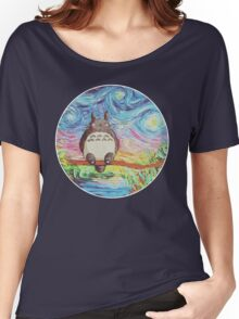 Totoro 3 Women's Relaxed Fit T-Shirt