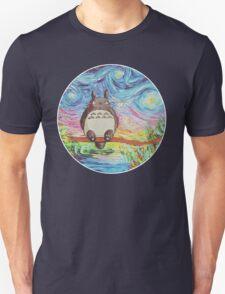 Totoro 3 Unisex T-Shirt