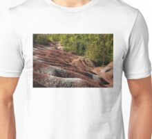 Mars on Earth - Cheltenham Badlands, Ontario, Canada Unisex T-Shirt