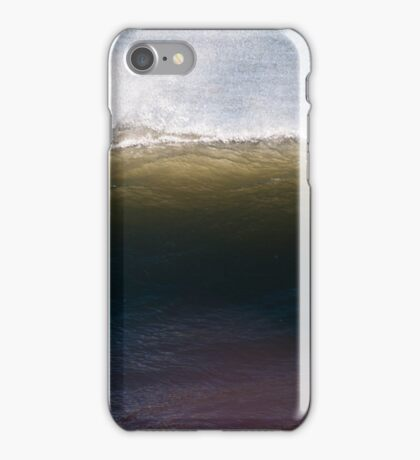 Breaking point iPhone Case/Skin