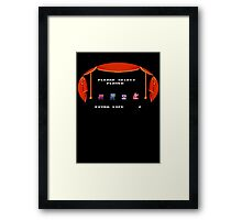 Please Select Player Mario 2 Framed Print