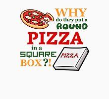 Pizza Box Unisex T-Shirt
