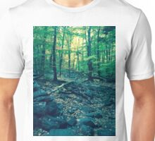 A Voyage Through the Woods Unisex T-Shirt