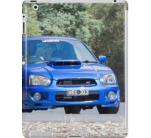 car 19 iPad Case/Skin