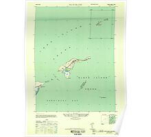 New York NY Plum Island 129053 1947 24000 Poster