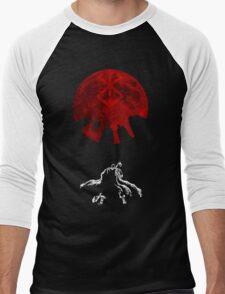 Eclipse, Hand of God, Guts from Berserk Men's Baseball ¾ T-Shirt