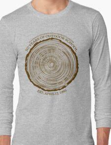 50th Anniversary (scb) Long Sleeve T-Shirt