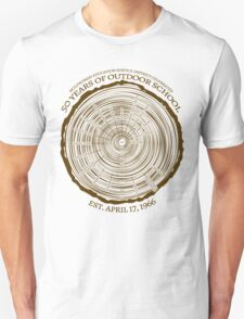 50th Anniversary (scb) Unisex T-Shirt