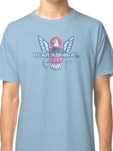 Rear Admiral T-Shirt Classic T-Shirt