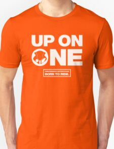 Up On One Performance Sport Motorcycles Unisex T-Shirt
