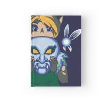Faces of the Hero - Zora Hardcover Journal