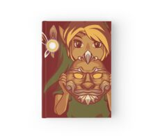 Faces of the Hero - Goron Hardcover Journal
