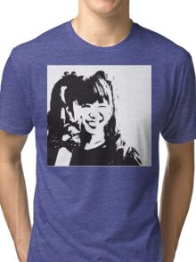 Moa Metal Tri-blend T-Shirt