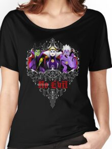 Three Wise Villains (Purple) Women's Relaxed Fit T-Shirt