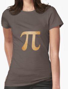 Orange Pi Symbol Womens Fitted T-Shirt