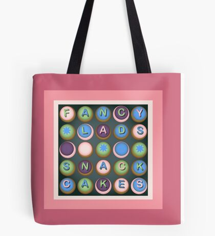 Fancy Lad's Snack Cakes Tote Bag