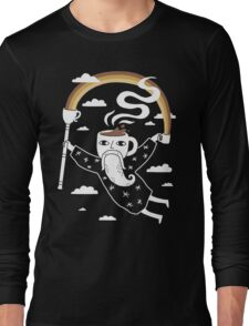 Joe the Coffee Wizard Long Sleeve T-Shirt