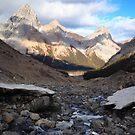Three peaks view by zumi