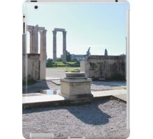 Zeus Temple - Athens iPad Case/Skin