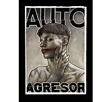 Auto Agresor Photographic Print