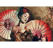 The Artist Photographic Print