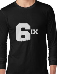 The 6ix Long Sleeve T-Shirt