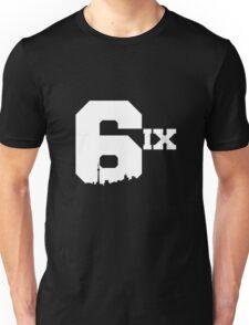 The 6ix Unisex T-Shirt