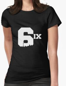 The 6ix Womens Fitted T-Shirt