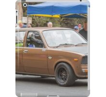 car 30 iPad Case/Skin