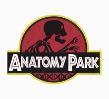 Anatomy Park Baby Tee
