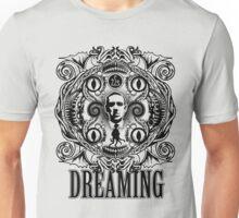 Lovecraftian Dreams (B&W) Unisex T-Shirt