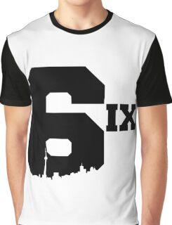 The 6ix Graphic T-Shirt