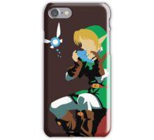 Link Playing Ocarina iPhone Case/Skin