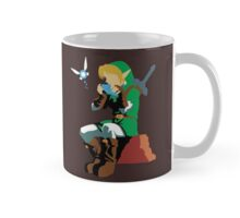 Link Playing Ocarina Mug