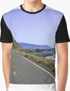 Lost Coast, Humboldt County, California Graphic T-Shirt