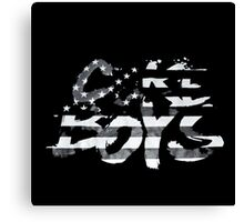 COKE BOYS Canvas Print