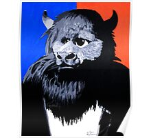 Rumble The Bison Poster